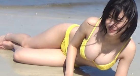上西怜 アイドル界最高峰BODYを見せつけるグラビア動画