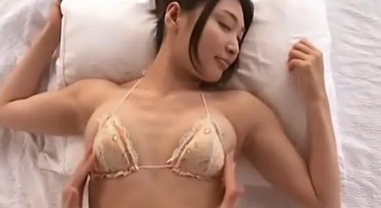 太田千晶 お尻からお乳への全身エロマッサージでうっとり