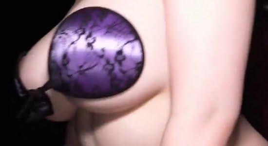 伊川愛梨 エッチな下着でおっぱい揺らす疑似セックス