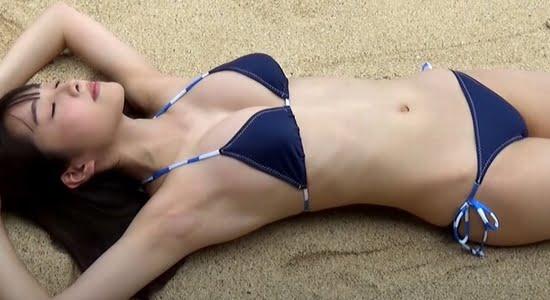 福田ルミカ 眩しすぎる16歳の夏を独占撮りなグラビア動画