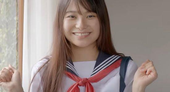 桜井木穂 ほっこり笑顔な姉セーラーグラビア動画