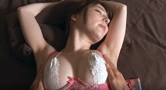 堀尾実咲 お姉さんがHな体と甘い吐息で癒やしてくれます